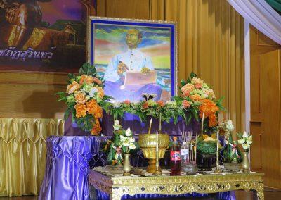 สาขาวิชาภาษาไทย จัดโครงการวันสุนทรภู่