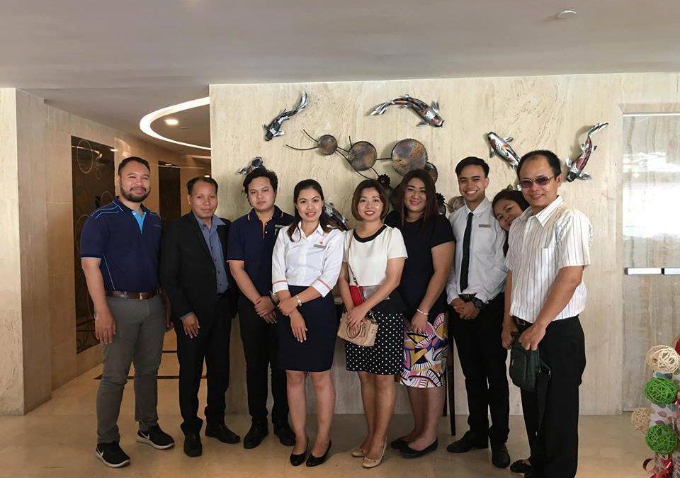 โครงการนิเทศนักศึกษาฝึกประสบการณ์วิชาชีพภาษาอังกฤษ
